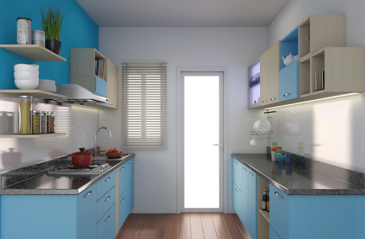 Modular kitchen in BG Road Bangalore