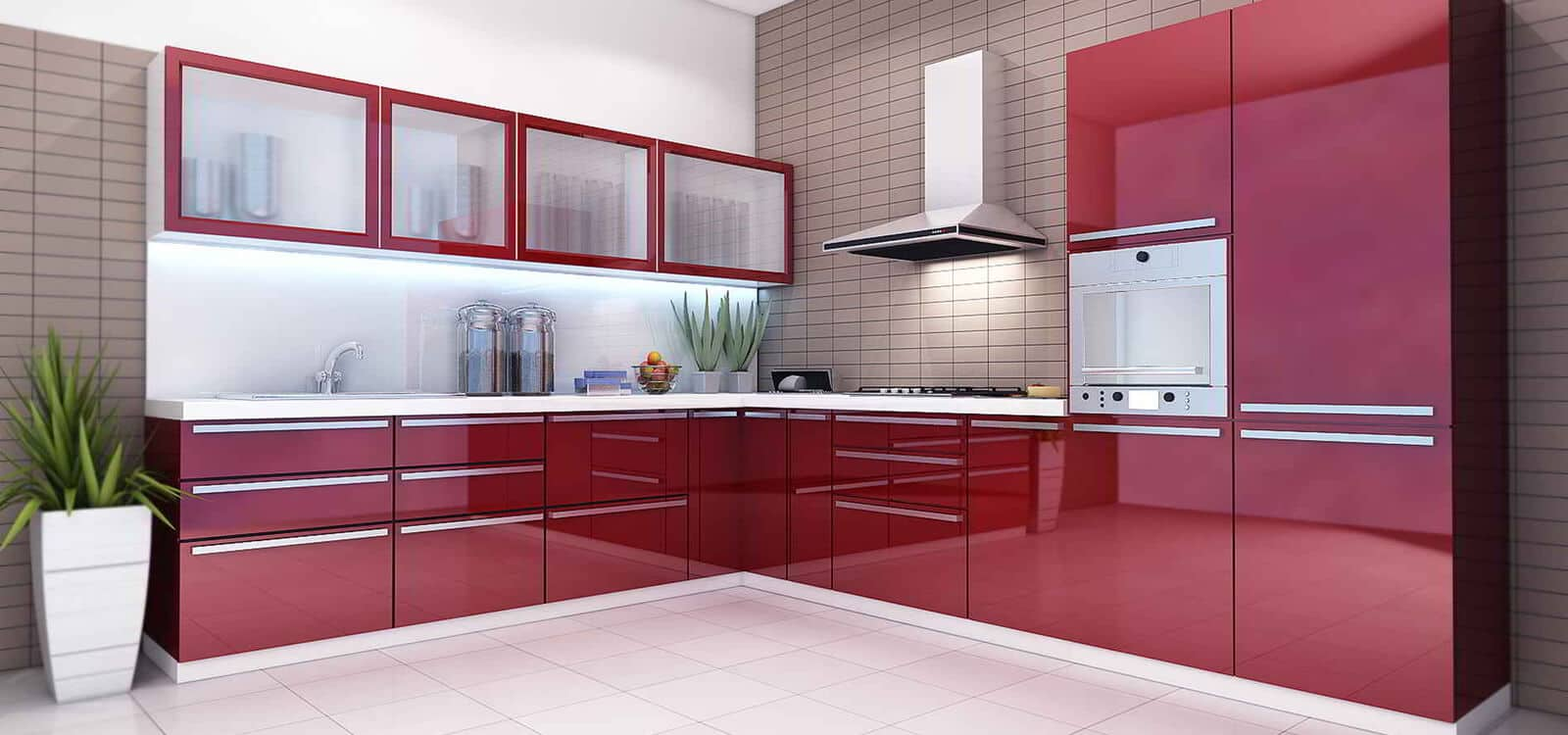 Kitchen Zone - Interior Designers, Interiors, Modular Kitchen