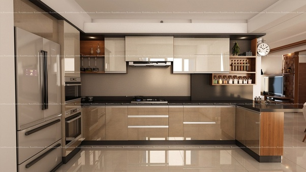 Plan Your Modular Kitchen with Kitchenzones