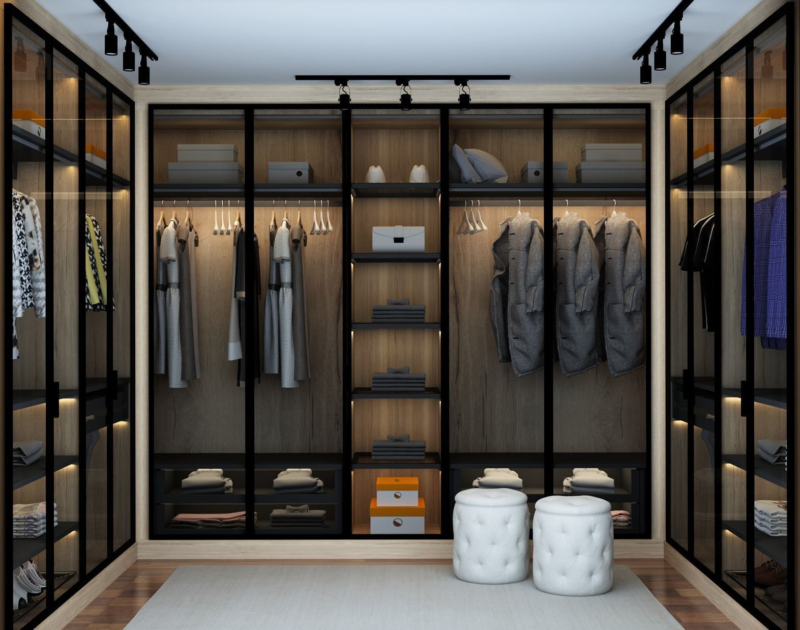 Modular Wardrobe Design Tips