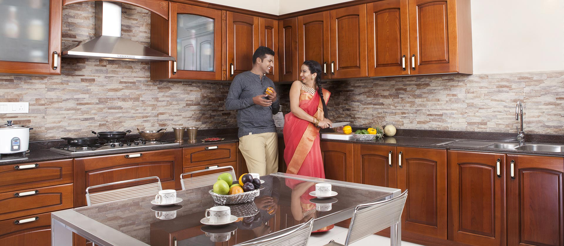7 Modular kitchen designs in Bangalore