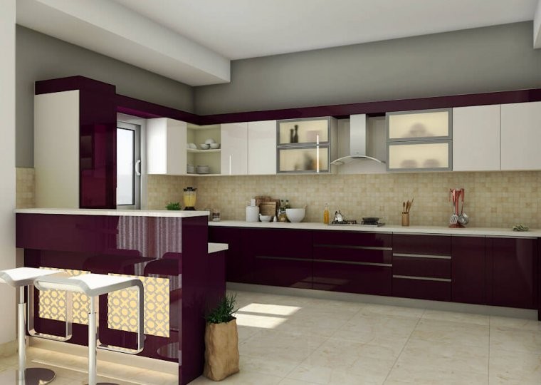 Best place for a modular steel kitchen in Bangalore Kitchenzones