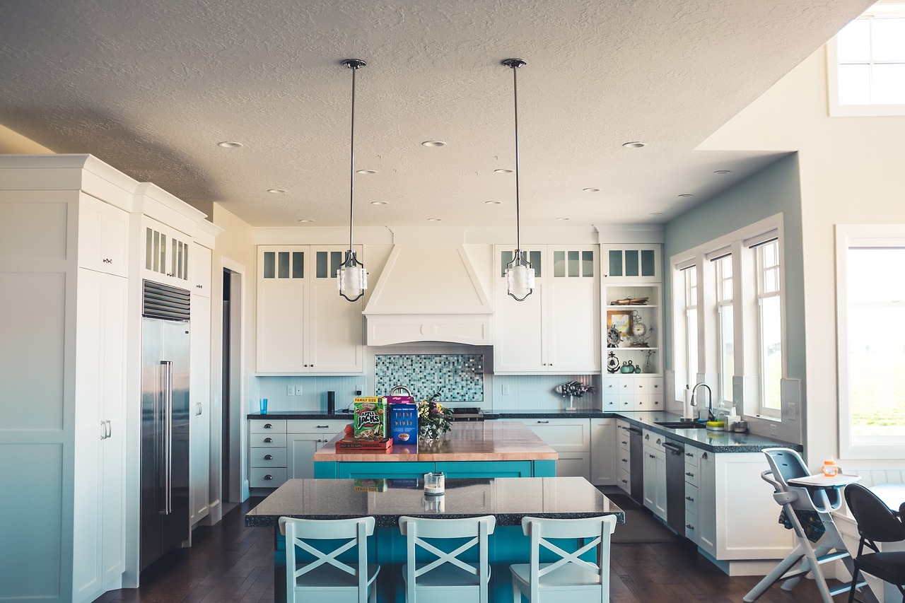 Get the Most Out of Your G Shape Modular Kitchen